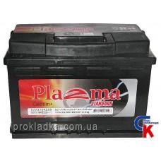 Аккумулятор ИСТА Плазма (ISTA Plazma) 6СТ - 77 A1 Евро