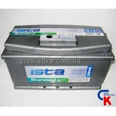 Аккумулятор ИСТА Стандарт (ISTA Standard) 6СТ - 100 A1