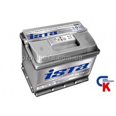 Аккумулятор ИСТА Стандарт (ISTA Standard) 6СТ - 55 A1 Евро
