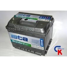 Аккумулятор ИСТА Стандарт (ISTA Standard) 6СТ - 60 A1