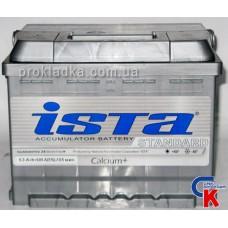 Аккумулятор ИСТА Стандарт (ISTA Standard) 6СТ - 63 A1