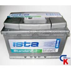 Аккумулятор ИСТА Стандарт (ISTA Standard) 6СТ - 77 A1 Евро