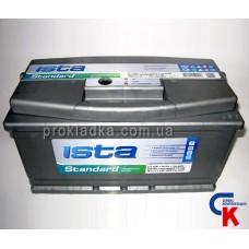 Аккумулятор ИСТА Стандарт (ISTA Standard) 6СТ - 90 A1 Евро