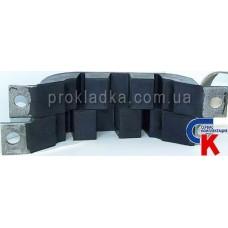 Подушка двигателя 150.00.074 (скоба, резино-армированная)