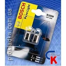 Автомобильная лампа Bosch - лампа 12V 10W