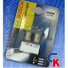 Автомобильная лампа Bosch - лампа 12V 10W R10W Pure Light