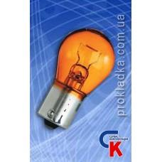 Автомобильная лампа Bosch - лампа 12V 21W PY21W